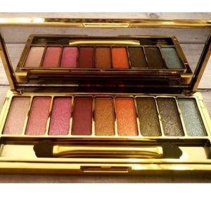 Makeup - Glitter EyeShadow 9 Color Dazzle Palette #7